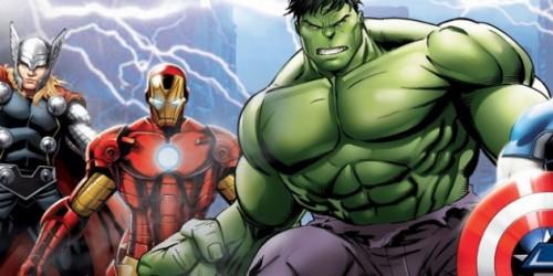 Newsbild zu Bandai Namco entwickelt Disk Wars Avengers: Ultimate Heroes für Nintendo 3DS
