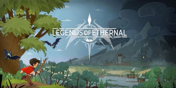 Newsbild zu Auf in ein neues Abenteuer – Legends of Ethernal erscheint am 24. September für die Nintendo Switch