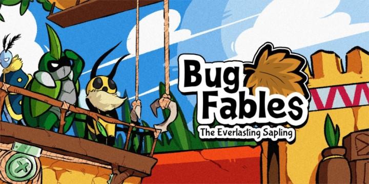 Newsbild zu Bug Fables: The Everlasting Sapling erhält demnächst ein größeres Update