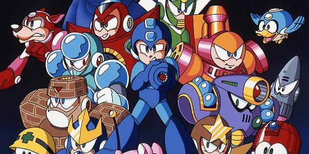 Capcom teasert weitere mega man virtual console titel ntower - Megaman x virtual console ...