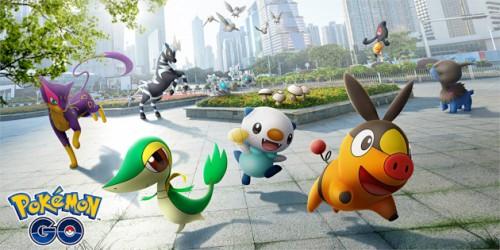 Newsbild zu Pokémon GO heißt Pokémon aus der Einall-Region willkommen