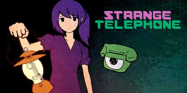Newsbild zu Mit der Nintendo Switch nach Hause telefonieren – Strange Telephone erscheint im November