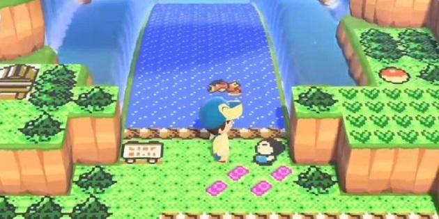 Newsbild zu Beeindruckend: Fan baut die Welt aus Pokémon Gold und Silber in Animal Crossing: New Horizons nach