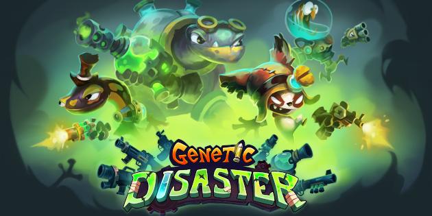 Newsbild zu Koop-Action-Spiel Genetic Disaster erscheint nächste Woche für die Nintendo Switch