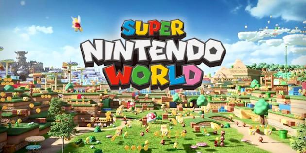 Newsbild zu Nintendo teilt Details zum aktuellen Stand von Super Nintendo World