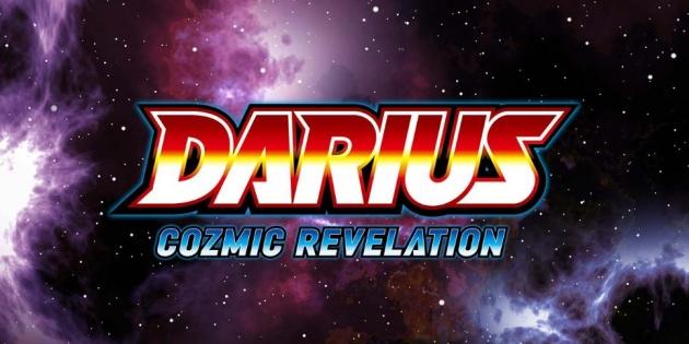 Newsbild zu Weltweiter Release von Darius Cozmic Revelation bestätigt