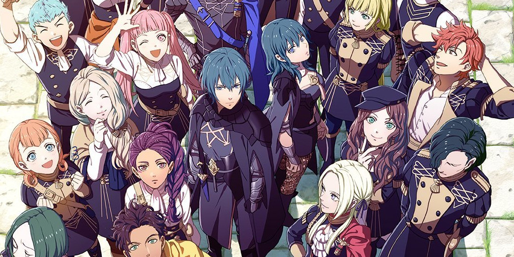 Fire Emblem Three Houses - Charaktere