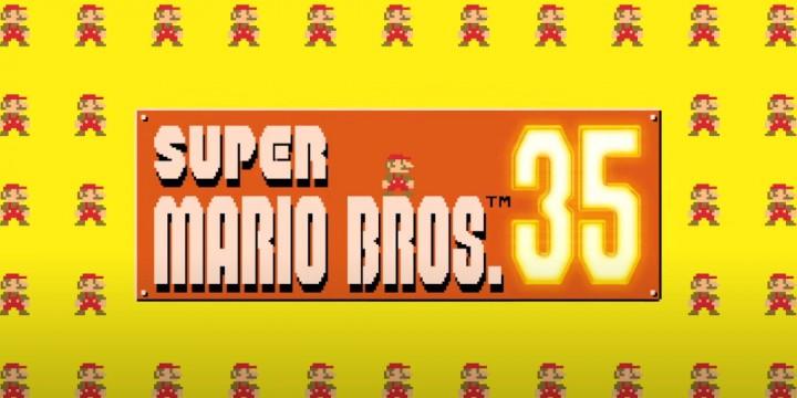 Newsbild zu Spezialkampf-Event und neues Update zu Super Mario Bros. 35 ab sofort verfügbar