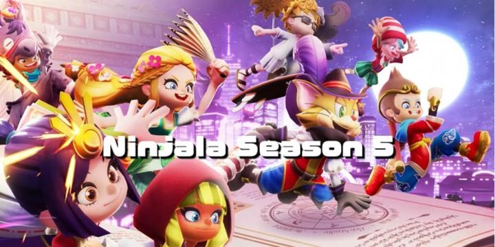 Newsbild zu Ninjala: Season 5 wird mit einem Trailer eingeläutet