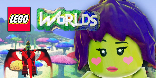 LEGO Worlds für Switch