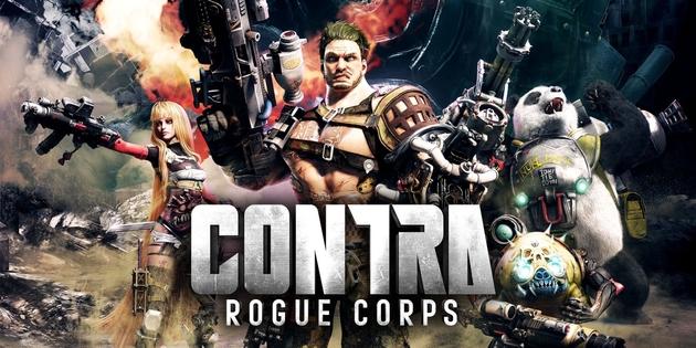Newsbild zu Konami veröffentlicht neues Update für Contra: Rogue Corps