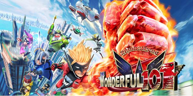 Newsbild zu The Wonderful 101: Remastered erhält ein weiteres Finanzierungsziel