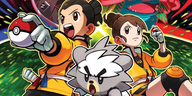 Newsbild zu DLC-Test: Pokémon Schwert und Schild – Die Insel der Rüstung