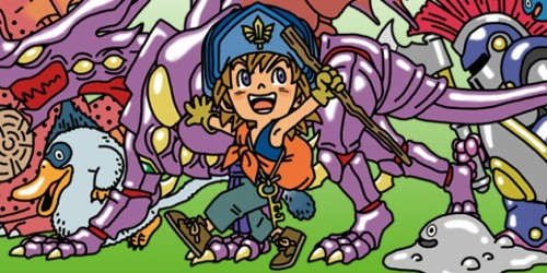 Newsbild zu 30 Minuten Videomaterial zu Dragon Quest Monsters 2: Iru and Luca's Marvelous Mysterious Key