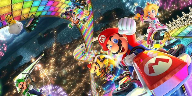 Newsbild zu Nintendo Switch Preview Event: Diese Neuerungen gefallen den Teilnehmern an Mario Kart 8 Deluxe