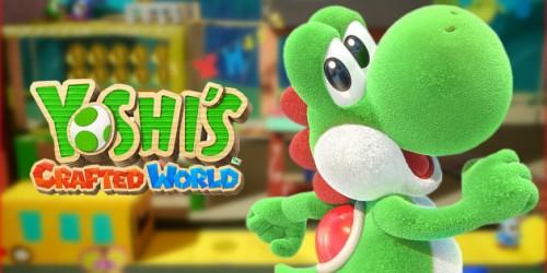 Newsbild zu Deutschland: Yoshi's Crafted World erhält den game Sales Award in Gold