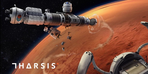 Newsbild zu Nintendo Switch-Spieletest: Tharsis