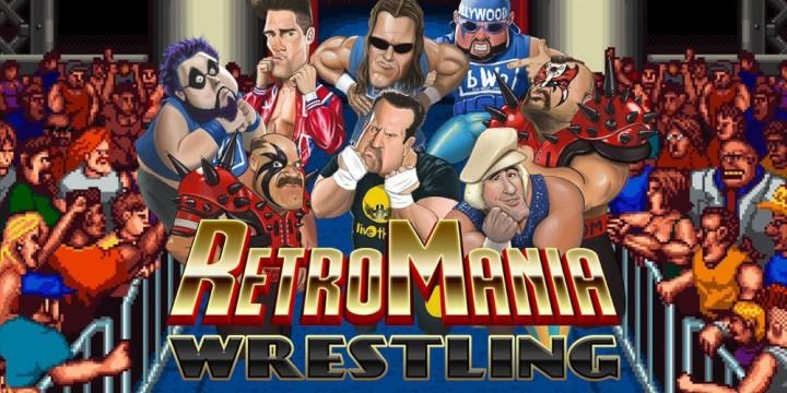 Newsbild zu RetroMania Wrestling: Veröffentlichung des offiziellen Sequels zu WrestleFest verzögert sich