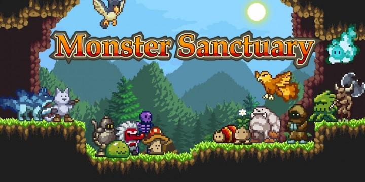 Newsbild zu Monster Sanctuary lässt euch im Dezember nun auch auf Konsolen euren Sammelwahn befriedigen