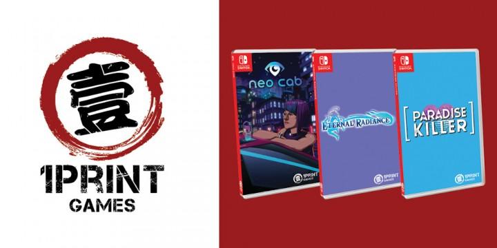 Newsbild zu Neo Cab, Eternal Radiance und Paradise Killer erhalten physische Veröffentlichungen für die Nintendo Switch