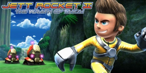 Newsbild zu Launch-Trailer zu Jett Rocket II: The Wrath of Taikai veröffentlicht