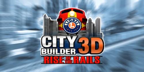 Newsbild zu Lionel City Builder 3D: Rise of the Rails erscheint am 17. November 2016 im Nintendo eShop des Nintendo 3DS