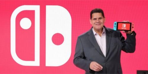 Newsbild zu Reggie spricht im Interview über den Erfolg der Nintendo Switch und über die Zukunft der Nintendo 3DS-Familie