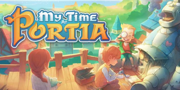 Newsbild zu Update zu My Time at Portia verkürzt die Ladezeiten und fügt dem Spiel die englische Sprachausgabe hinzu