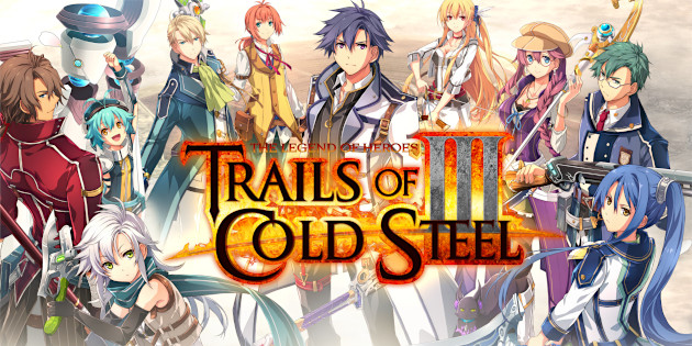 Newsbild zu NIS America bringt The Legend of Heroes: Trails of Cold Steel III im nächsten Jahr auf die Nintendo Switch