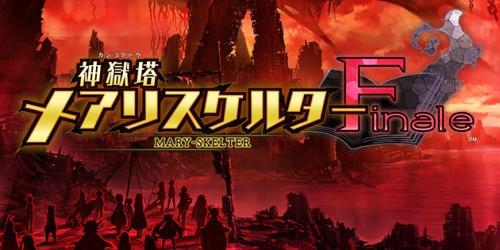 Newsbild zu Umfangreicher japanischer Trailer zu Mary Skelter Finale veröffentlicht