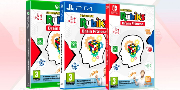 Newsbild zu Professor Rubik's Gehirntrainer möchte Ende des Jahres eure grauen Zellen auf Vordermann bringen
