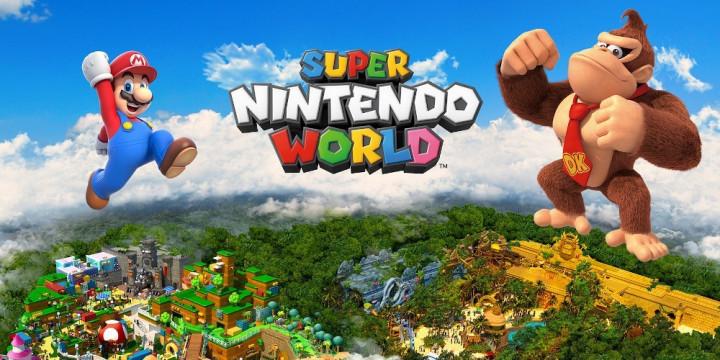 Newsbild zu Super Nintendo World wird 2024 um ein Donkey Kong-Areal erweitert