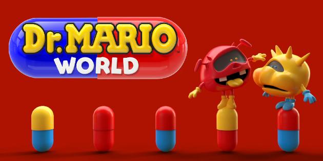 Newsbild zu Neue Doktoren und Assistenten in Dr. Mario World hinzugefügt