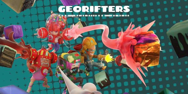 Newsbild zu Mehrspieler-Platformer Georifters soll in diesem Sommer für die Nintendo Switch erscheinen