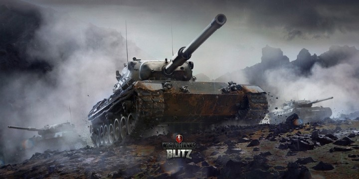 Newsbild zu World of Tanks Blitz: Unser Interview mit Thaine Lyman, General Manager von Wargaming Mobile