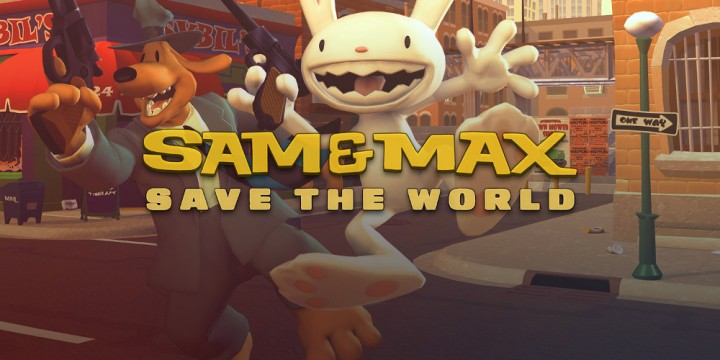 Newsbild zu Sam & Max Save the World: Limited Run Games veröffentlicht physische Version