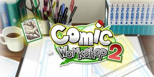 Newsbild zu 3DS eShop-Spieletest: Comic Workshop 2