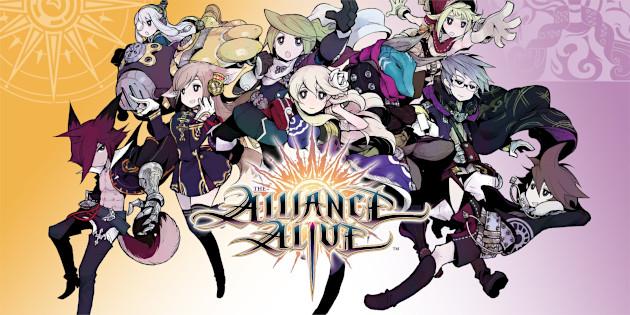 Newsbild zu Nintendo Switch-Spieletest: The Alliance Alive HD Remastered