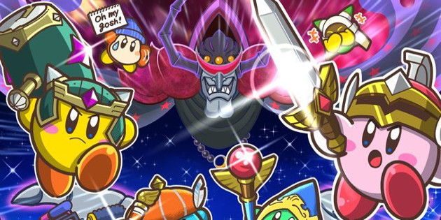 Newsbild zu Nintendo Switch-Spieletest: Super Kirby Clash