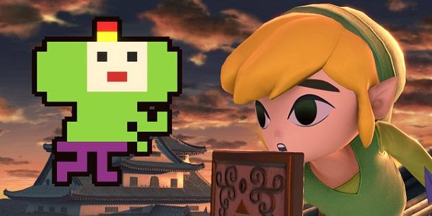 Newsbild zu Super Smash Bros. Ultimate: Masahiro Sakurais Bilder der Woche (KW 2/2020)