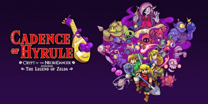 Newsbild zu Zweites DLC-Paket für Cadence of Hyrule ab sofort verfügbar