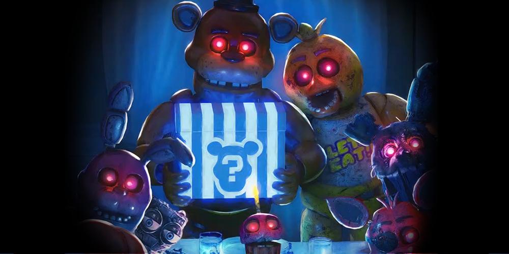 Five Nights at Freddy's Artwork
