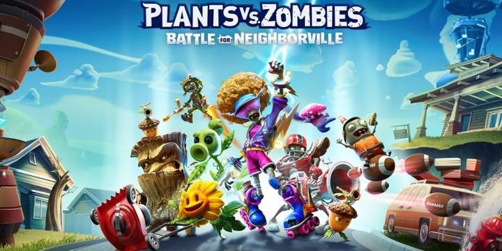 Newsbild zu Erwartet uns im März eine Plants vs. Zombies: Battle for Neighborville – Complete Edition für die Nintendo Switch?