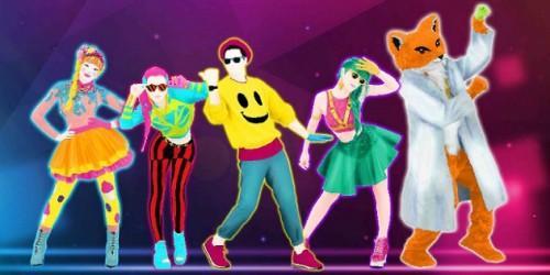 Newsbild zu Wii U-Spieletest: Just Dance 2015