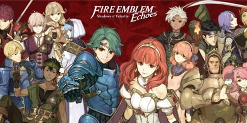 Newsbild zu Japan: Soundtrack zu Fire Emblem Echoes: Shadows of Valentia erscheint im Oktober