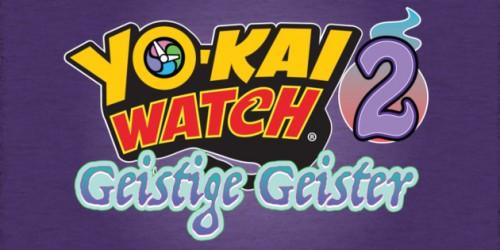 Newsbild zu Zahlreiche neue Informationen zu YO-KAI WATCH 2: Geistige Geister und zum kommenden Oni Evolution Update