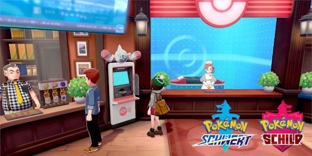 Newsbild zu Auto-Save-Funktion von Pokémon Schwert und Schild ist optional