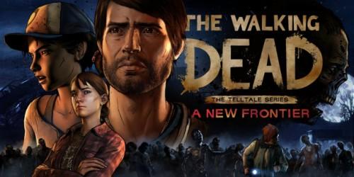 Newsbild zu Nintendo Switch-Spieletest: The Walking Dead: A New Frontier