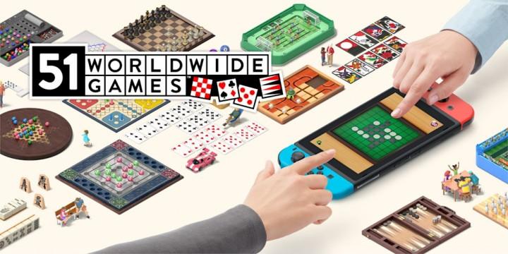 Newsbild zu Nintendo enthüllt die beliebtesten Spiele in 51 Worldwide Games