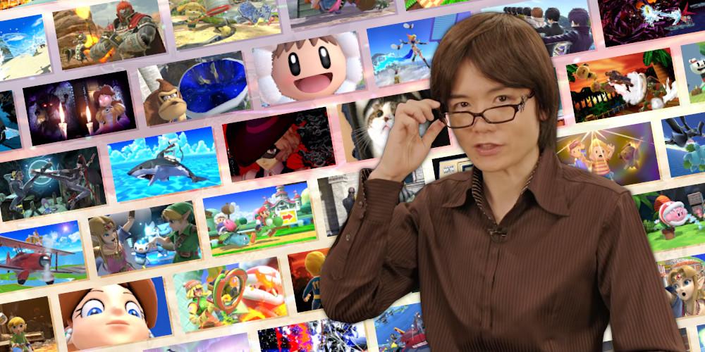 Super Smash Bros. Ultimate - Sakurais Bilder der Woche